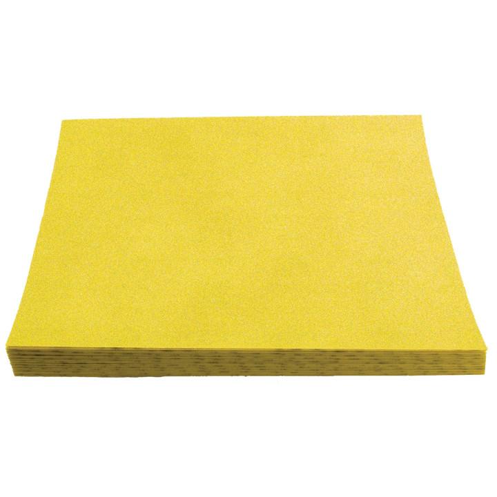 Шлиф мат на бум основе GOLD 230x280мм Р180