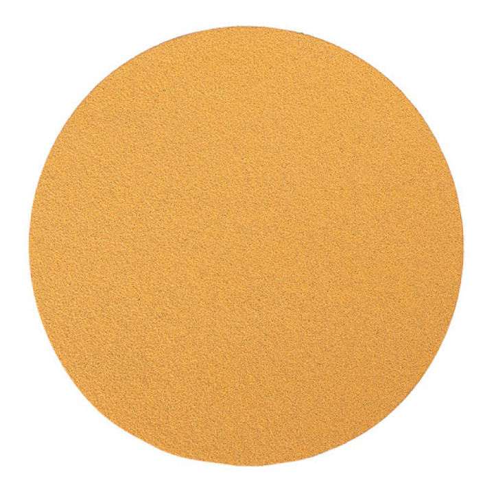 Шлиф мат на бум основе липучка GOLD 125мм P500