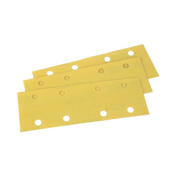 Шлиф мат на бум основе липучка GOLD 70x198мм 8 отв Р400