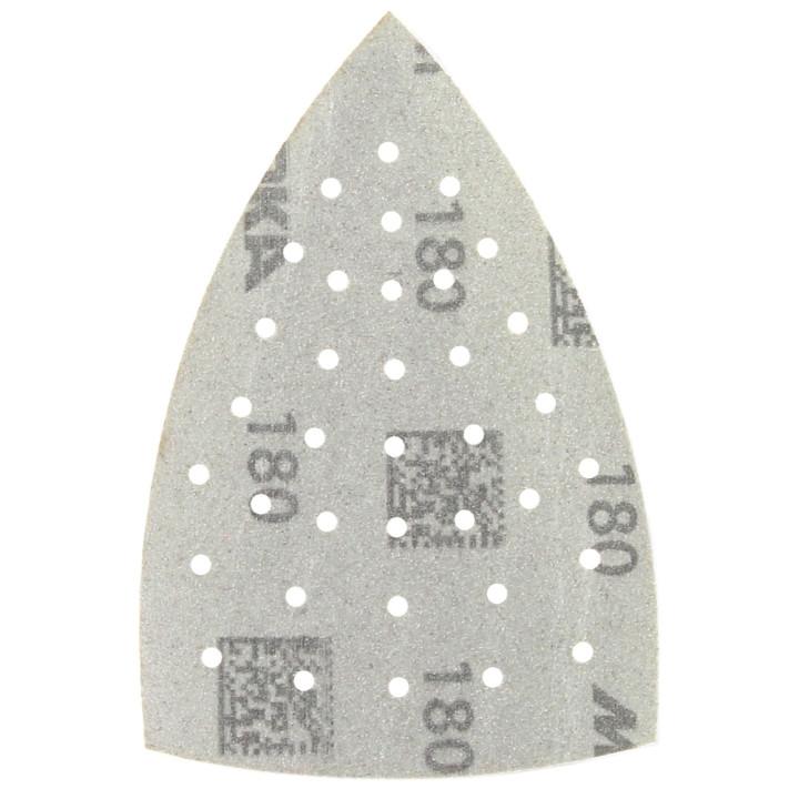 Шлифовальные треугольники Mirka IRIDIUM 100x152x152мм 36 отв Р120