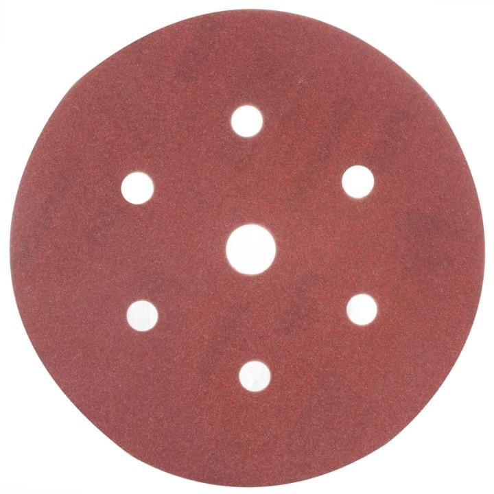 Шлифовальные круги Mirka Coarse Cut Ø 150 мм P150 (7 отверстий)