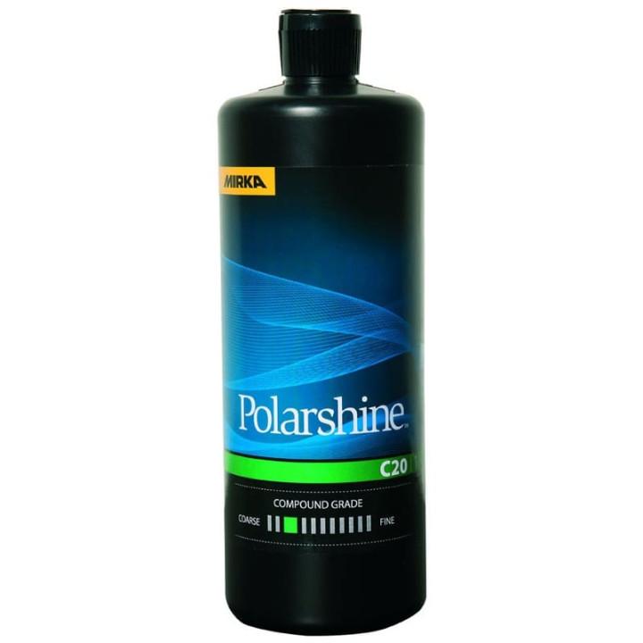Полировальная паста Mirka Polarshine C20 1 л