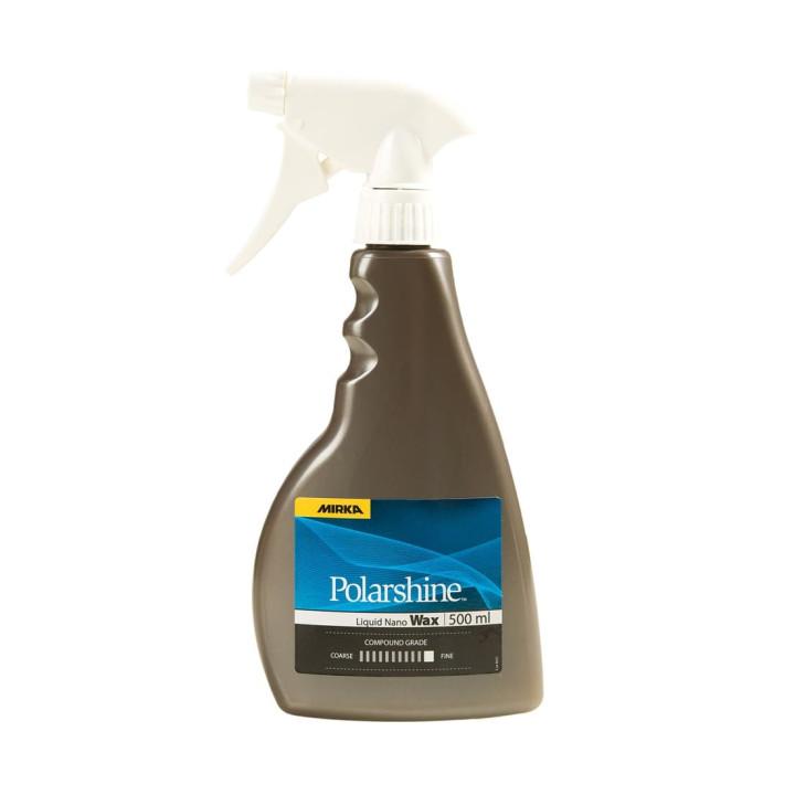 Жидкий воск Mirka Polarshine Liquid Nano Wax - 500мл