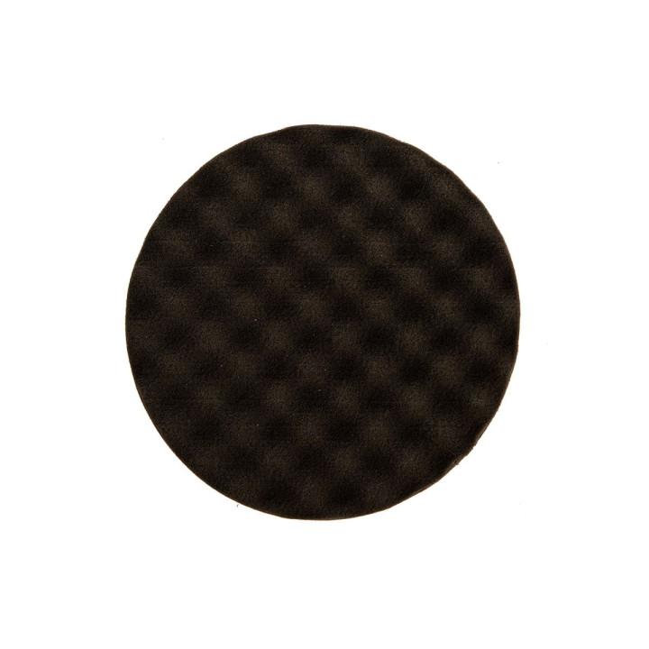Рельефный поролоновый полировальный диск Mirka 155 мм. чёрный. 2 шт. в уп.