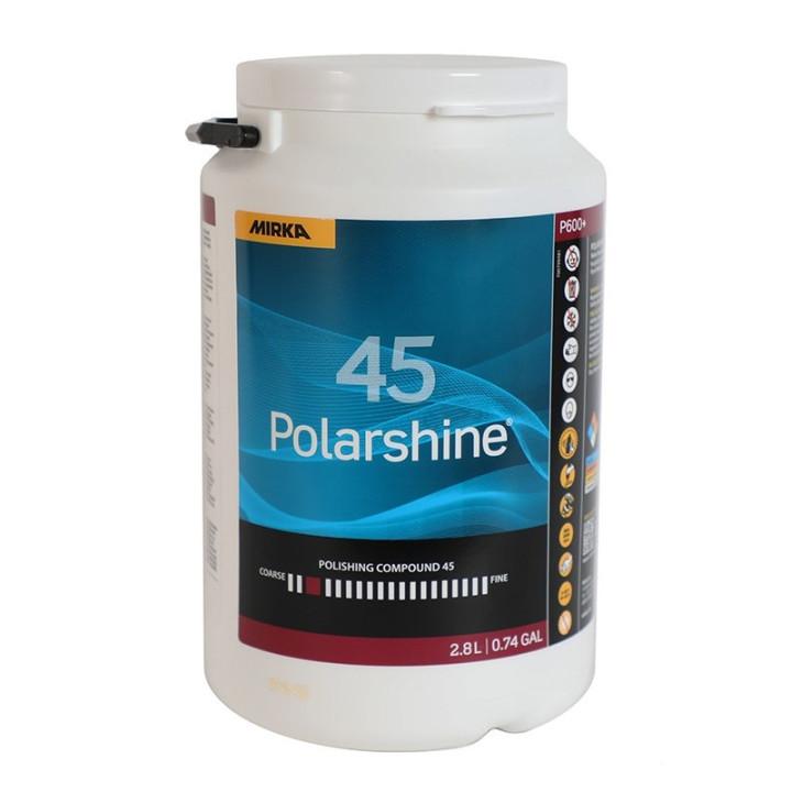 Полировальная паста Polarshine 45, 2,8л