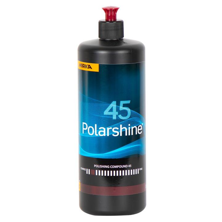 Полировальная паста Mirka Polarshine 45 - 1л