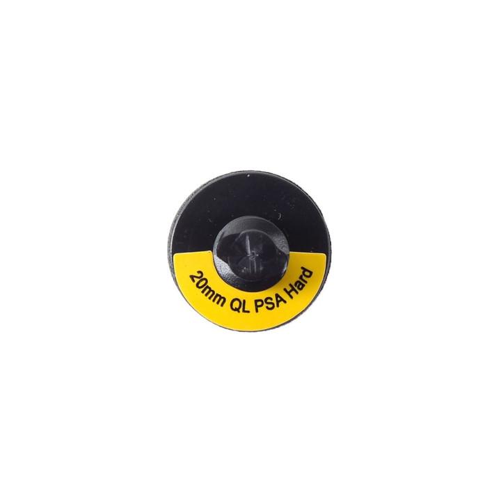 Шлифовальная подошва Mirka 20 мм клей жесткая (10 шт в уп)