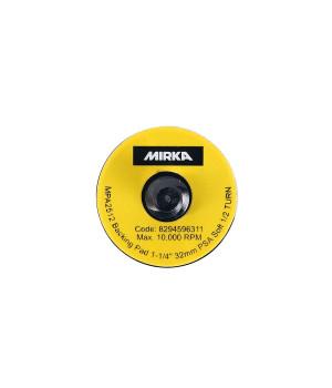 Шлифовальные подошвы Mirka 32 мм без отв., мягкая, клей
