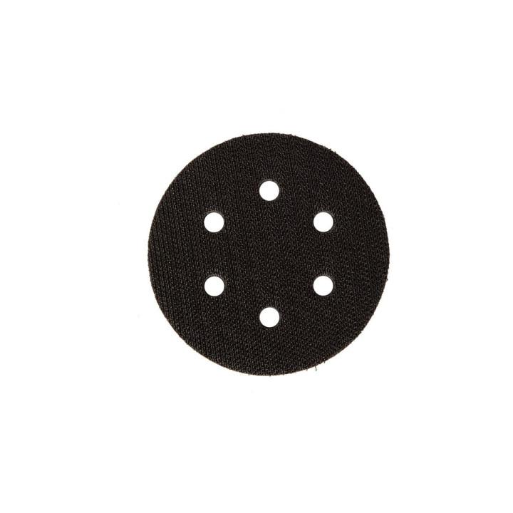Мягкая прокладка Mirka 77 мм 6 отв., 5мм, липучка (5 шт)