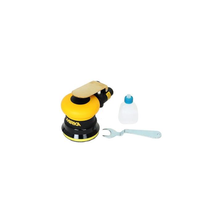Шлифовальная пневматическая машинка MIRKA ROS325NV 77 мм, орбита 2,5 мм, без пылеотвода