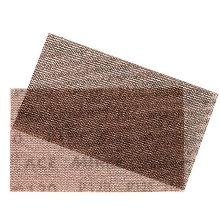 Шлиф мат на сетч синт основе ABRANET ACE 81x133мм Р150
