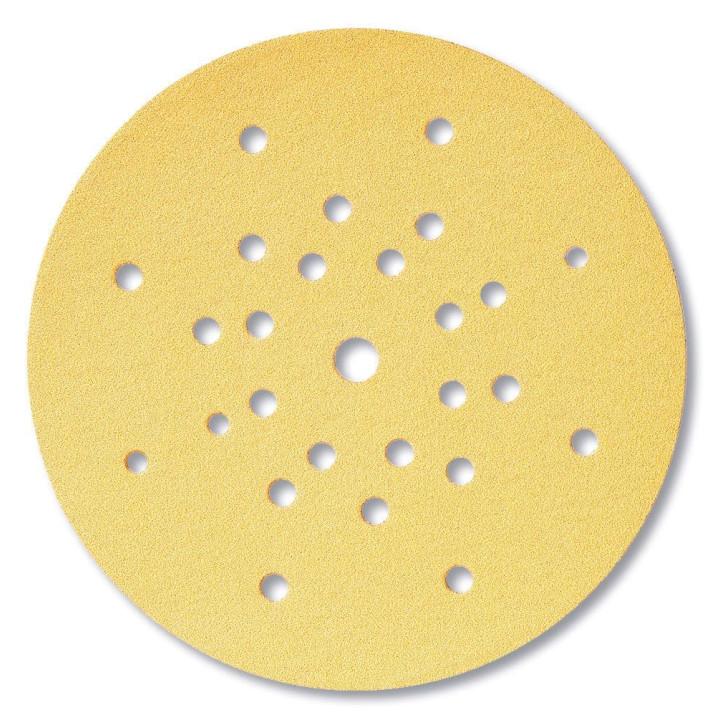 Шлифовальные круги Mirka Gold Ø 225 мм P120 (27 отверстий)