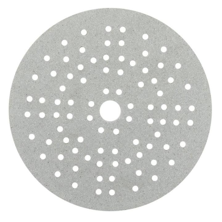 Шлифовальные круги Mirka Iridium Ø 125 мм P120 (89 отверстий)