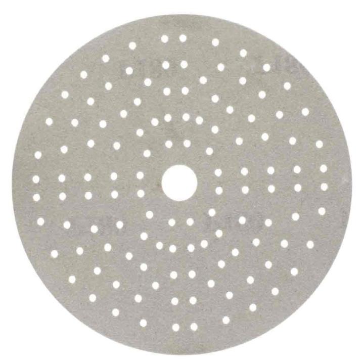 Шлифовальные круги Mirka Iridium Ø 150 мм P500 (121 отверстие)