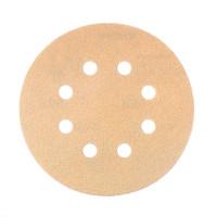 Шлифовальные круги Mirka Gold Ø 125 мм P120 (8 отверстий)