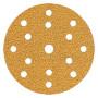 Шлифовальные круги Mirka Gold Ø 150 мм P80 (15 отверстий)