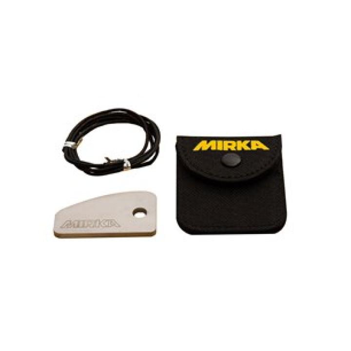 Металлическое полотно Mirka Shark Blade 48х28 мм (каттер)