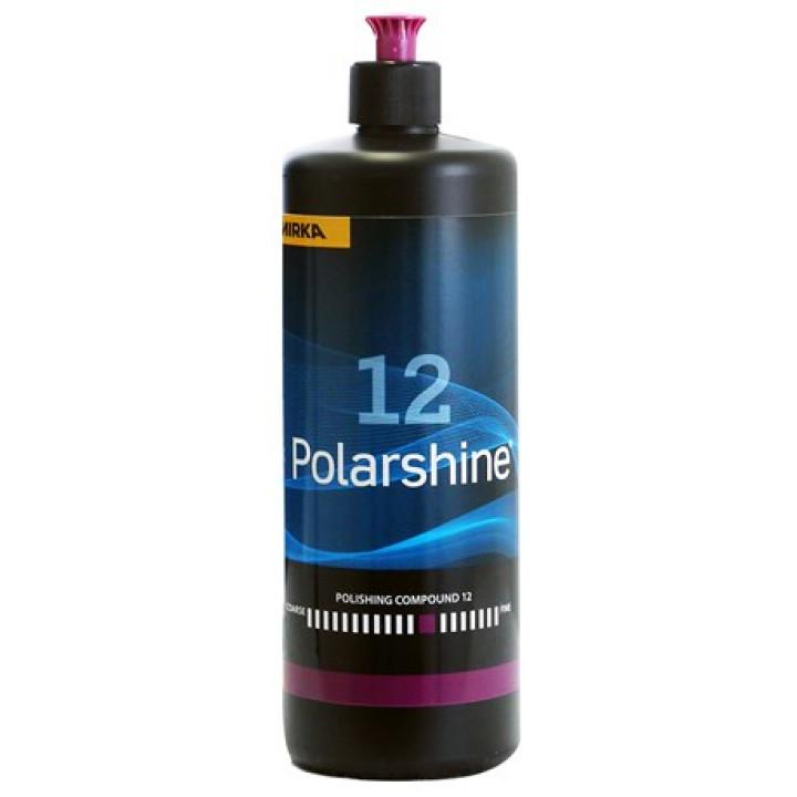 Полировальная паста Mirka Polarshine 12 - 1л