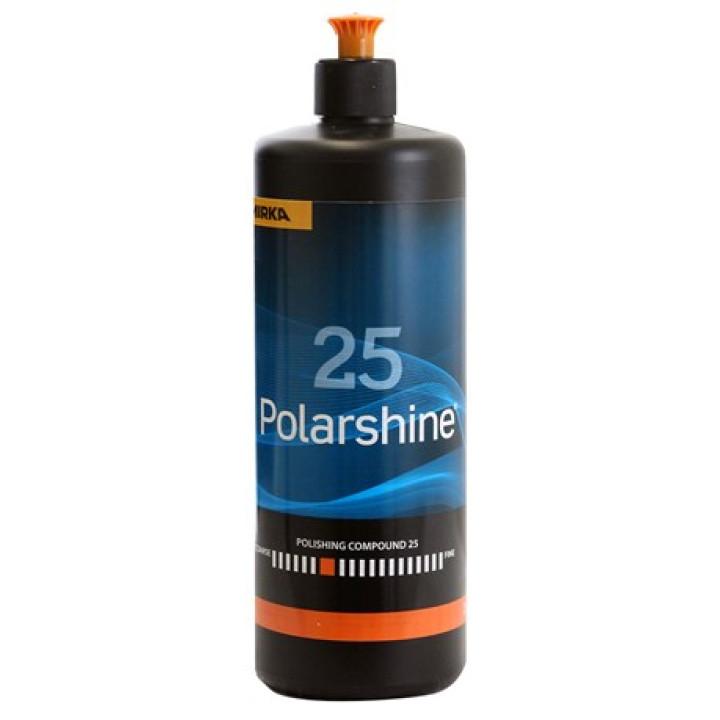 Полировальная паста Mirka Polarshine 25 - 1л