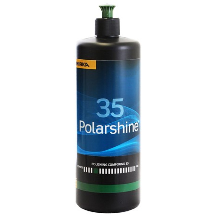Полировальная паста Mirka Polarshine 35 - 1л