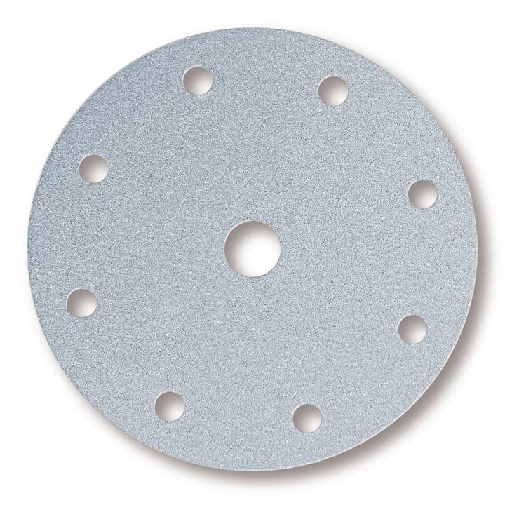 Шлифовальные круги Mirka Q.Silver Ø 150 мм P100 (9 отверстий)